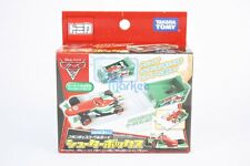 Takara Tomy Disney PIXAR CARS McQueen Francesco Shooter Box Car Diecast Toy