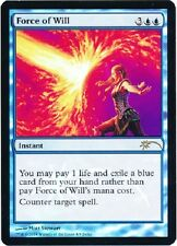 Force de Volonté PREMIUM / FOIL -  Force of Will DCI JUDGE - Magic Mtg