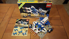 """LEGO SPACE CLASSIC 6980 """"Galaxy Commander"""", 100% COMPLET + BOITE, COMME NEUF !!!"""