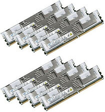 8x 4GB 32GB RAM HP ProLiant ML350 G5 667Mhz FB DIMM DDR2 Speicher FullyBuffered