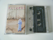EXTREME - WAITING FOR THE PUNCHLINE - CASSETTE TAPE - A&M (1995)