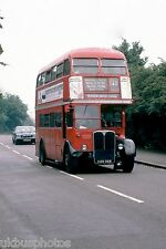 London Transport RT2327 Mill Hill East 12th July 1978 Bus Photo F