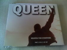 QUEEN - HEAVEN FOR EVERYONE - UK CD SINGLE - PART 2