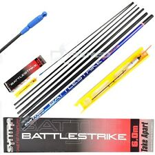 Carp Coarse Fishing 6m Take Apart Pole With Elastic And Free Float Rig