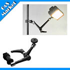 "NEW! F&V 4.2"" Articulating Magic Arm Mount Kit for LCD Monitor LED Light Camera"