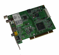 Hauppauge WinTV Nova-S-Plus 92001 LP Rev C1B1 PCI tarjeta de TV 12