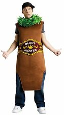 Mens Marijuana Blunt Costume Ganja Weed Joint Pot Head Mary Jane Leaf Cigarette