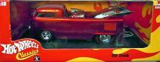 Hot Wheels j2895: VW drag Truck, limitado, 1/18, nuevo con embalaje original-sin abrir, rara vez