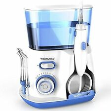 High Quality Waterpulse Dental Oral Irrigator Water Flosser with Five Nozzle New