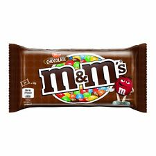 M&M's Choco Chocolate Candy Dragee with Sugar Coating 45g 1.6oz