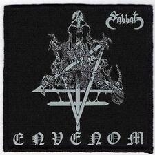 SABBAT PATCH / SPEED-THRASH-BLACK-DEATH METAL