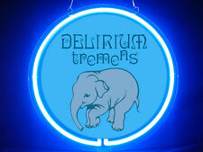 neon-0723 Delirium Tremens Beer Hub Bar Home Decor Advertising Neon Sign