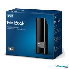 WD My Book 4TB External Hard Drive - Brand New