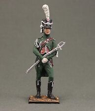 Toy tin soldiers 54 mm.Napoleonic War soldiers. France, 1806 years.