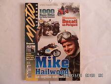 MOTO LEGENDE N°56 03/1996 MIKE HAILWOOD 1000 RENE GILLET  E6