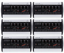Behringer P16M  6-User Monitor Package P16-M Orig Boxes Six P16 Personal Mixers