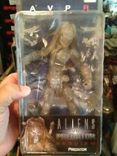 "Alien VS Predator Requiem 8"" Stealth Camo - Wolf Predator AVPR Act Fig By NECA"