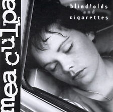 Blindfolds & Cigarettes by Mea Culpa (CD, Apr-1997, Frankenstein Records)