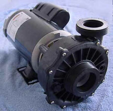 "1 hp. 1 Speed 2"" Spa Pump 115V New Aqua Premier Vico Waterway 3420311-10"