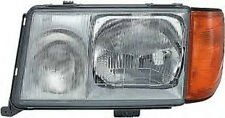 Mercedes 190 W201 left side drivers headlight from 1982-1993 HELLA