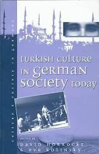 Turkish Culture in German Society Today Vol. 1 (2003, Hardcover)