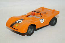 CARRERA Universal 132 Ferrari 312P orange 40418