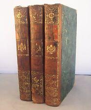 HISTOIRE ... DU REGNE DE F. GUILLAUME II ROI DE PRUSSE / 3 VOL. / SEGUR / 1800