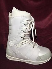 NEW Snowboard boots Ladies/Girls Snowjam 540 Spice Glacier White and Grey Size 9