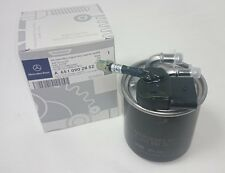 Genuine Mercedes-Benz OM651 Engine Fuel Filter With Sensor A6510902852 NEW