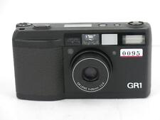 RICOH GR1 35mm Point & Shoot compact Film Camera( LCD screen doesn't work) JAPAN