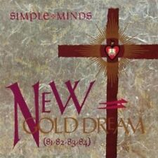 Simple Minds - New Gold Dream (81/82/83/84) [New CD] UK - Import