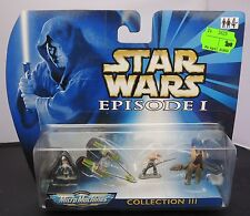 STAR WARS. Episode 1. MicroMachines Collection III. Hasbro 1999. sous blister