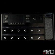 LINE 6 HELIX GUITAR MULTI EFFECTS PROCESSOR - EFFECTS PEDAL MODELING STATION