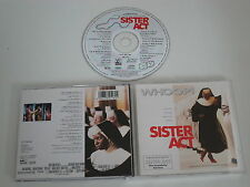 SISTER ACT/SOUNDTRACK/MARC SHAIMAN/VARIOUS(HOLLYWOOD/INT 845.182) CD ALBUM