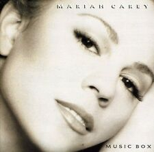 Music Box - Mariah Carey (1993, CD NIEUW)