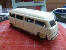 VW Bus T1 AMBO beige Made in Italy Tin Toys unbespielt Blech Zust.1-no box/T2/T3