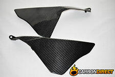 YAMAHA R1 R1M 100% CARBON FIBRE SIDE PANELS FAIRING IN GLOSS TWILL 2015 - 2016