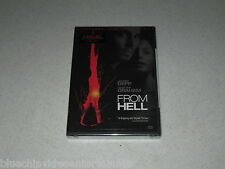 From Hell (DVD, 2007, Widescreen) 2-Disc Limited Edition FREE SHIPPING