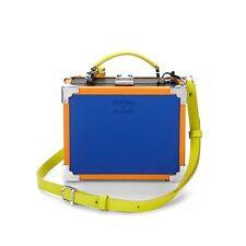 Aspinal of London x être cécile Mini Trunk Bag in Colour Block / RRP: £500.00