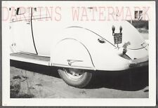 Vintage Car Photo 1936 Chrysler Automobile in Modest Skirts 725541