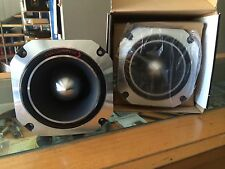 Tweeter Dragster DTX 310 400watt Titanium Super Tweeter SPL 107db COPPIA