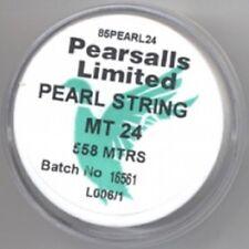 Pearsalls Größe 24 Perle neu bespannen Perlung Seide 558 meter ø0.19mm - FT5124