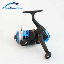 2016 New Arrival Spinning Fishing Reels ABS Spool 3BB 5.1:1 Small Coils Reel