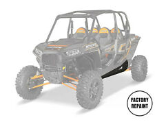 OEM Low Pro Rock Sliders 2014-2017 Polaris RZR 4 XP 1000 & Turbo Factory Repaint