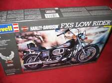 Revell ® 07976 1:12 Harley-DAVISON ® FXS low rider ™ nouveau OVP