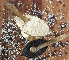 Sesame Seeds Black and White Combination 4oz. free shipping