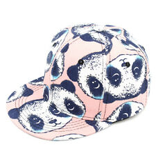 Boys Girls Kids Baby Baseball Cap Adjustable Snapback Hat Hip-hop Hip Hop Visor