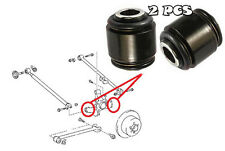 Lexus RX300 RX330 RX350 RX400h Rear Arm Wheel Hub Knuckle Bushes Bushing x2