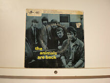 45 Vinyl Records EP The Animals Bring It On Home To Me