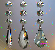 Suncatcher Hanging Crystal Rainbow Prism Feng Shui full lead Sparkling Gifts
